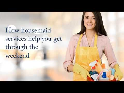 How Housemaid Services In Qatar Help You | Cleaning Companies In Qatar