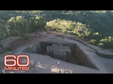 Inside Lalibela, the mysterious holy site visited by 200,000 Ethiopian Christians on their annual…