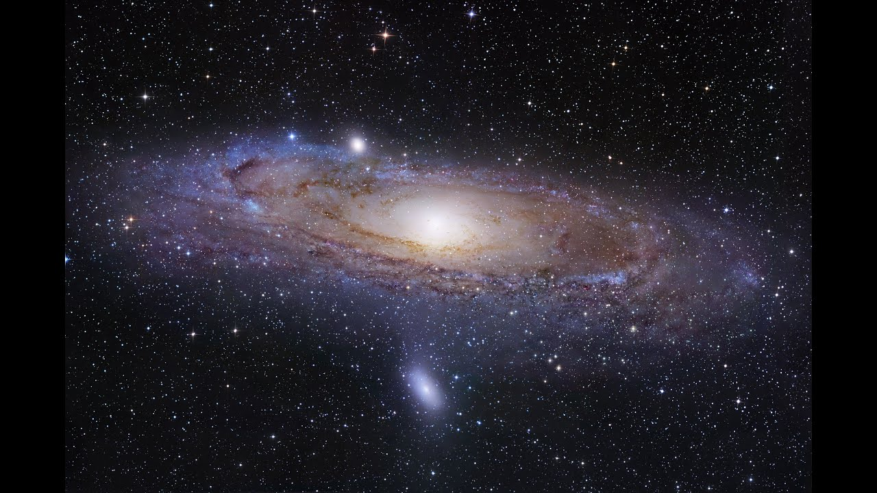 andromeda galaxy from earth telescope - photo #14