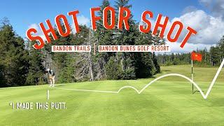 Every Shot at Bandon Trails - Back 9 - Bandon Dunes Golf Resort - EAL Course Vlog