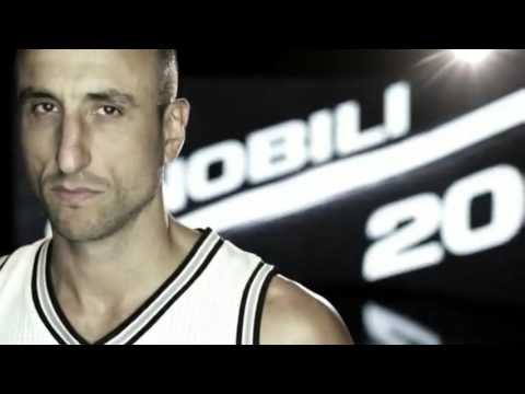San Antonio Spurs Home Game Video Intro, Season 2015-16
