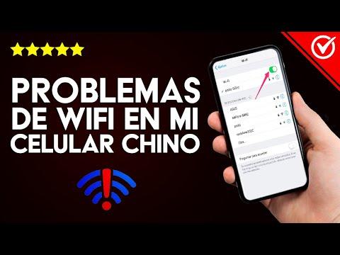 ¿Qué Hago Cuando mi Celular Chino Reconoce la Red WiFi pero No se Conecta?