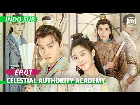【FULL】Celestial Authority Academy Ep.1【INDO SUB】  iQiyi Indonesia