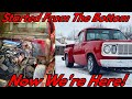 1977 DODGE D100 5.9 360 Small Block Restoration Project Absolutely Amazing