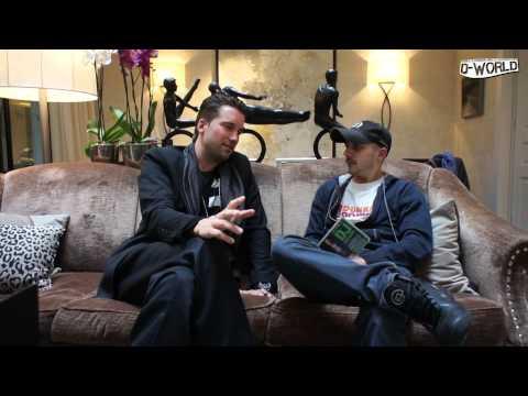 Interview de DJ Antoine by D-World