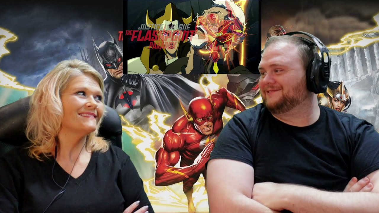 Download INTRODUCING THE WIFE TO THE FLASHPOINT PARADOX