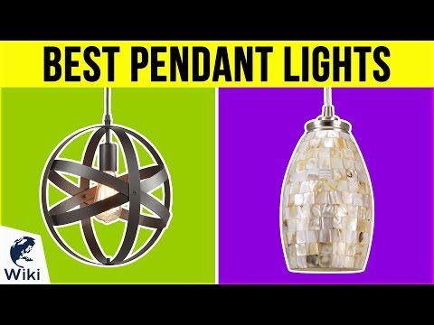 10 Best Pendant Lights 2019