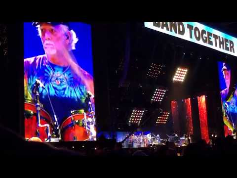 Dead & Company Band Together 11/9/17 AT&T Park San Francisco