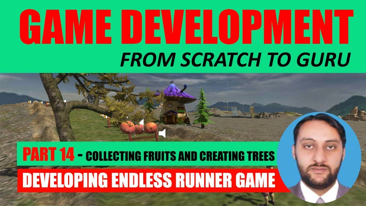 Part 14 - Collecting Fruits From Trees | Game Development From Scratch To Guru