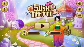 Let's play Sushi Mahjong Deluxe FREE | www.Laxity.com