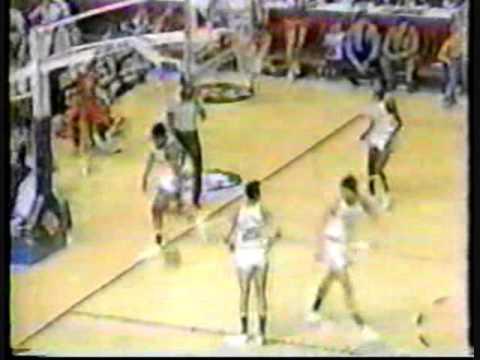 Arkansas vs. Notre Dame 1978 (Third Place Game)