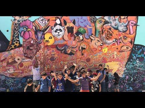 Unite in diversity! - Visiting Artists Programme in Zarqa, Jordan