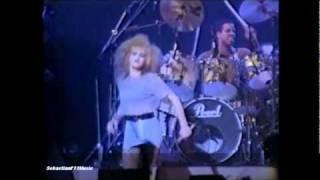 Cyndi Lauper Live In Paris #8 911,One Track Mind