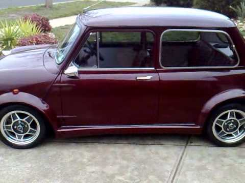 My Pimped Out Mini Cooper Zeemax Youtube