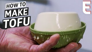How Tofu Is Made — The Process