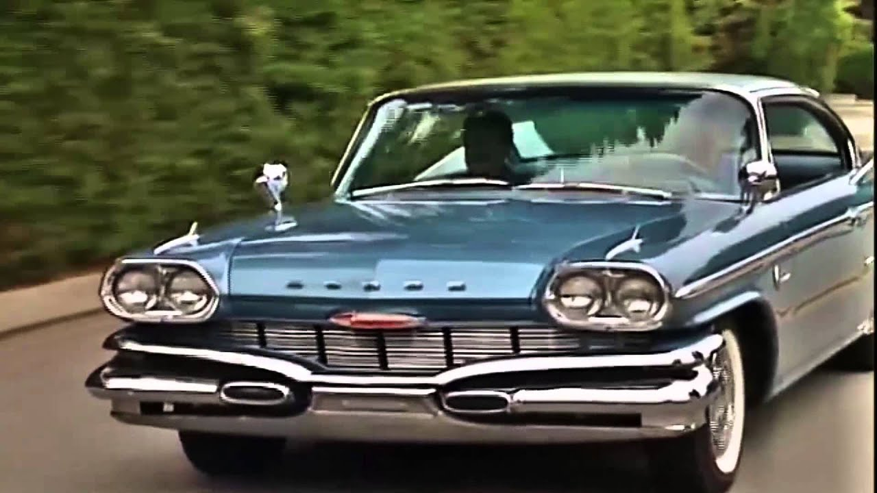 1960 Dodge Matador HD - YouTube