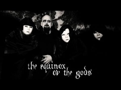The Equinox Ov The Gods  The Temple of the Worms