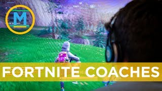 Parents are now hiring Fortnite coaches for their kids | Your Morning