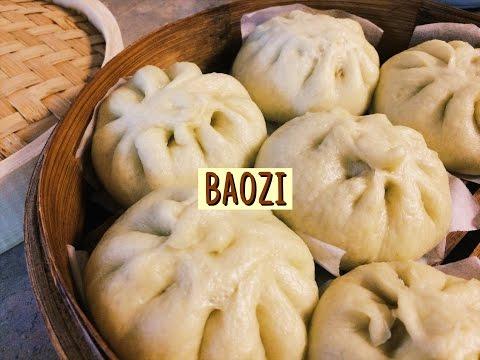Perfect Chinese Steamed Pork Buns (Baozi) 包子