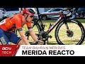 Team Bahrain Merida's 2019 Reacto CF4 Disc | Phil Bauhaus' Pro Bike