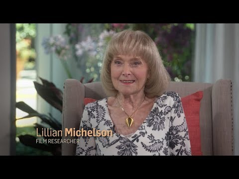 Lillian Michelson (Harold and Lillian: A Hollywood Love ...
