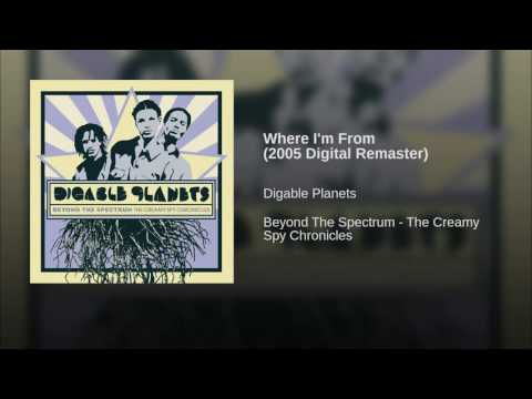 Where I'm From (2005 Digital Remaster)