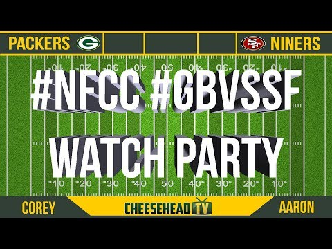 CHTV NFC Championship Watch Party: Green Bay Packers Vs San Francisco 49ers
