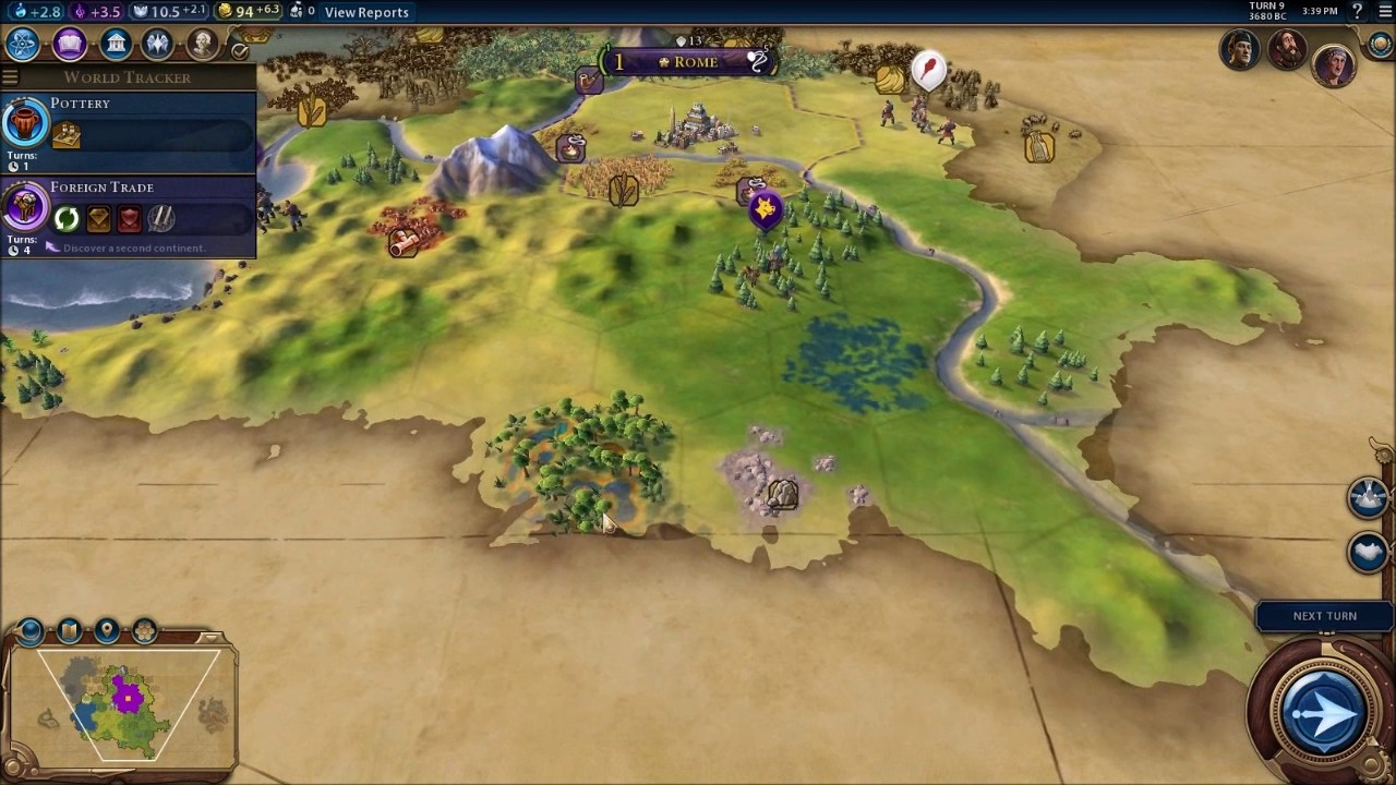 how to play civ 3
