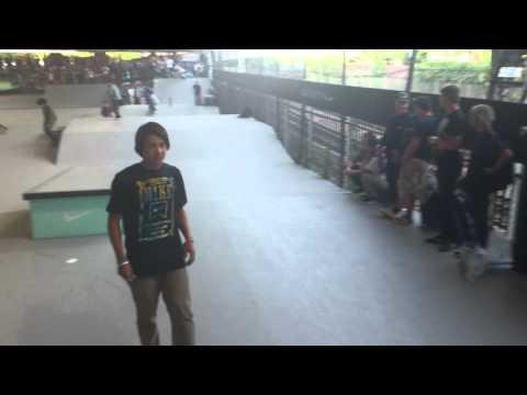 Veja o video -BaySixty6 Skatepark – Nike Skateboarding Demo 15/09/12 #4