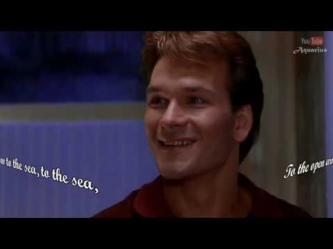 ► Oh, My Love ♥ Unchained Melody With Lyrics Clips from the Ghost movie