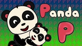 P Harfi - ABC Alfabe SEVİMLİ DOSTLAR Eğitici Çizgi Film Çocuk Şarkıları Videoları