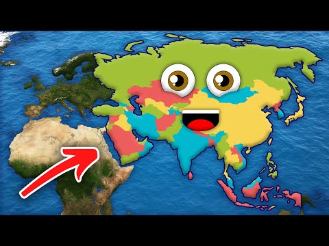 Asia Continent of Asia Asia Geography   YouTube Asia Continent of Asia Asia Geography