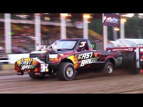 Tractor/Truck Pulls! 2018 Ottawa County Fair Pull PPL