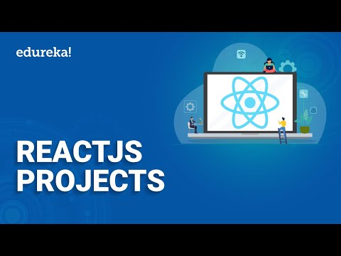 ReactJS Projects | What is ReactJS | ReactJS Tutorial for Beginners | ReactJS Training