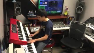 Brandon Tran plays Boys Be Smile at Forté Music School - Toledo, Ohio