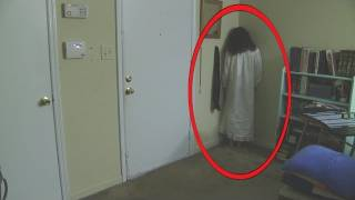 Real ghost caught on Video Tape 10