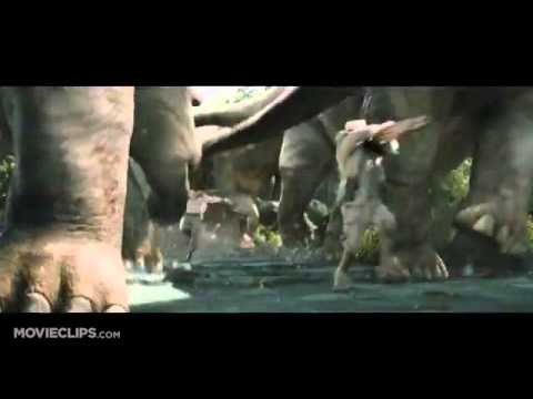 King Kong 2 10 Movie Clip Dinosaur Stampede 2005 Hd Youtube