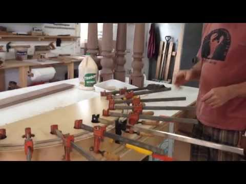 Making a Curved Apron with John Lomas