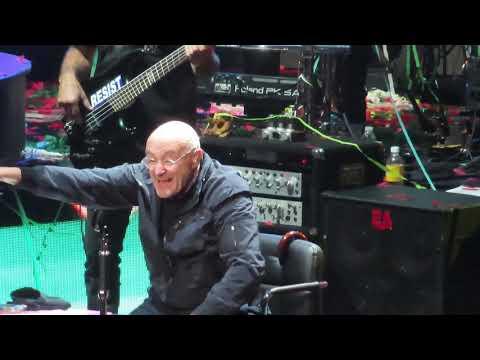 Phil Collins - SUSSUDIO - October 5, 2018 - BB&T Center Sunrise Florida