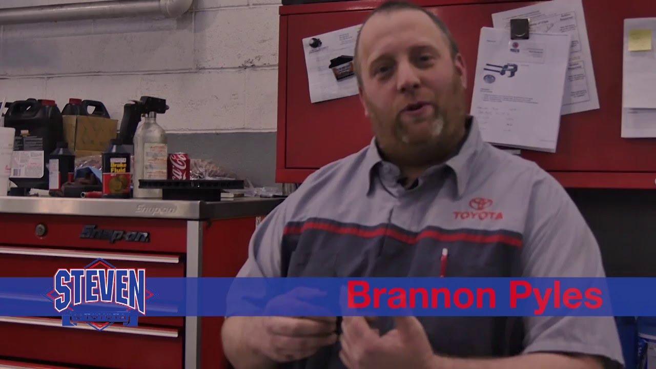 Need Brake Service U0026 Repair :: Harrisonburg VA | Steven Toyota