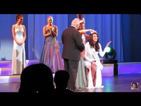 Miss Rhode Island 2015, Alexandra Curtis, Crowning Moment