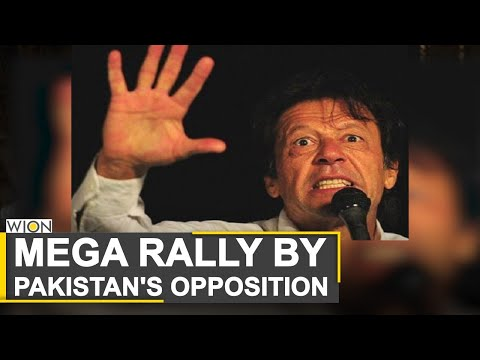 Pakistan's opposition holds mega power rally in Gujranwala | WION News | World News