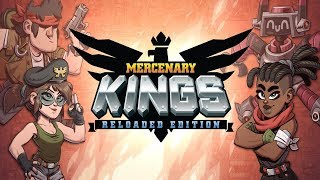 Twitch Livestream | Mercenary Kings Reloaded Edition [Xbox One]