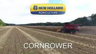 New Holland Cornrower - Three Oaks, Michigan 10-4-16