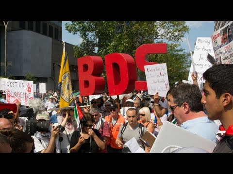 BDS Activists and Canada's Communist Party Sue the City of Montreal for Civil Rights Violations