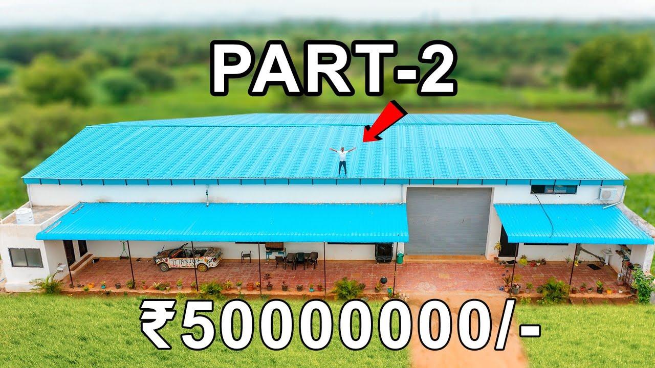 Part-2 | Studio Tour - Worth ₹5 Crore | MR. INDIAN HACKER Official