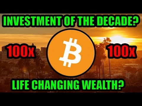 🔴Will Investing in Bitcoin Lead To Life Changing Wealth? | 100x | Best Investment Of The Decade!