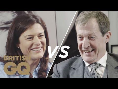 Alastair Campbell vs Miriam González: Brexit & New Wave Feminism | GQ Politics | British GQ