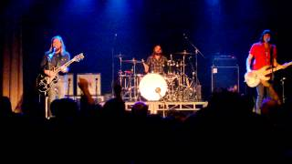 Band Of Skulls - I Know What I Am. Live in Melbourne 2014 HD