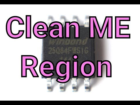 How To Clean ME Region On Apple Machines